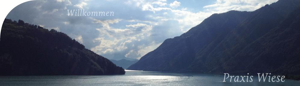 Berge See